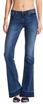 Black Orchid Mia Mid Rise Flare Jeans
