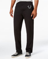 True Religion Men's Wide-Leg Sweatpants