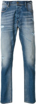 Diesel light-wash jeans