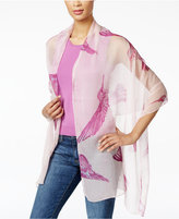 Style&Co. Style & Co. Hummingbird Wrap, Only at Macy's