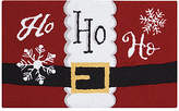 "Nourison Holiday Ho Ho Ho 20"" x 30"" Accent Rug"