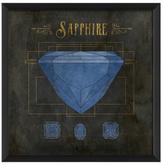 Sapphire (Framed)