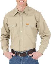 Wrangler Fire Resistant Work Shirt