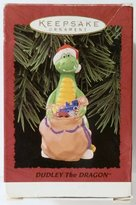 Hallmark Keepsake Ornament Dudley the Dragon 1995