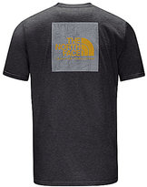 The North Face Crew Neck Short-Sleeve Half-Dome Box Tribulations Tee
