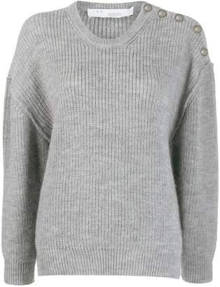 IRO Holmes ribbed-knit jumper