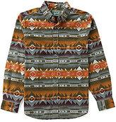 Woolrich Long-Sleeve Tiadaghton Print Woven Shirt