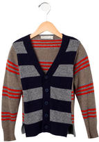 Stella McCartney Boys' Striped Wool Cardigan
