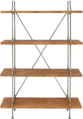 Uma Enterprises Industrial Four-Tier Shelf