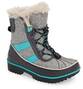 Sorel Tivoli II Faux Fur Lined Waterproof Boot (Little Kid & Big Kid)