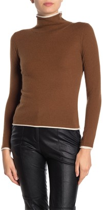 Magaschoni M Cashmere Turtleneck Pullover