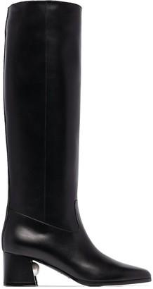 Nicholas Kirkwood Miri 55mm knee-high boots