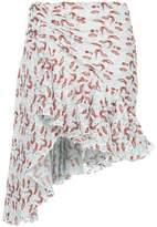 Giambattista Valli asymmetrical skirt