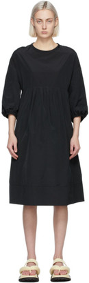 S Max Mara Black Esotico Dress