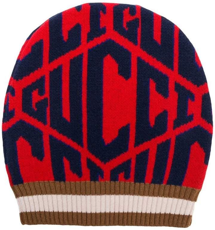 8a466c4217a Gucci Red Men s Hats - ShopStyle