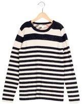 Burberry Girls' Wool Striped Sweater