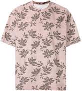 Oamc Daisy print T-shirt