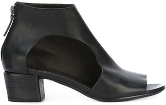 Marsèll cut out ankle boots