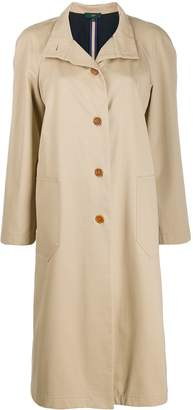 Jejia loose-fit trench coat