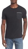 Converse Reflective Print Pocket Crewneck T-Shirt
