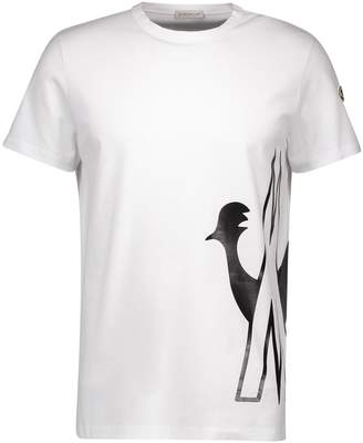 Moncler Maglia Big logo t-shirt
