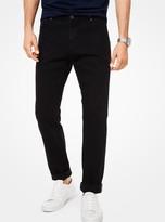 Michael Kors Parker Slim-Fit Stretch-Selvedge Jeans