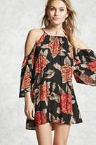 Forever 21 Contemporary Open-Shoulder Dress