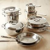 All-Clad Copper Core 15-Piece Cookware Set