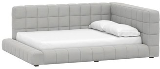 Pottery Barn Teen Baldwin Lounge Corner Upholstered Bed
