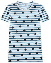 Petit Bateau Iconic womens printed T-shirt