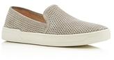 Via Spiga Galea Perforated Slip-On Sneakers