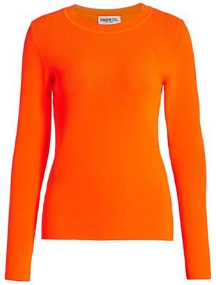 Essentiel Antwerp Valaire Rib-Knit Sweater