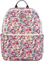 Cath Kidston Painted Pansies Foldaway Backpack