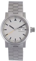Fortis Men's 626.22.32 M Spacematic Eco Gray Stainless Steel Watch