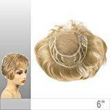 MONO WIGLET 36 - LF (Estetica Design) - Synthetic Mono Top Hair Piece in R16_88H