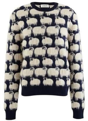Lanvin Sheep jumper