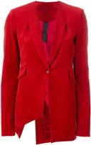 Ilaria Nistri asymmetric blazer