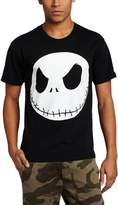 Marvel Disney Nightmare Before Christmas Men's Fat Head T-Shirt