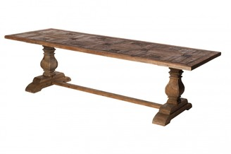 Alliance Furniture Clover Parquet Dining Table