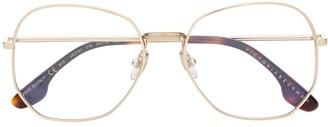 Victoria Beckham oversized-frame sunglasses