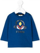 Fendi Monster Eyes T-shirt