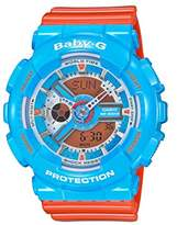 Casio Baby-G – Women's Analogue/Digital Watch with Resin Strap – BA-110NC-2AER
