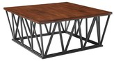 Crosley Travis Coffee Table - Mahogany