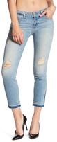 True Religion Cora Crop Straight Leg Jeans