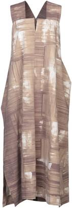 Issey Miyake Long dresses