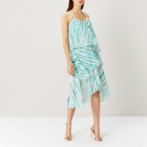Coast Montego Stripe Tiered Dress