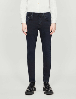 AllSaints Cigarette stretch-denim skinny jeans
