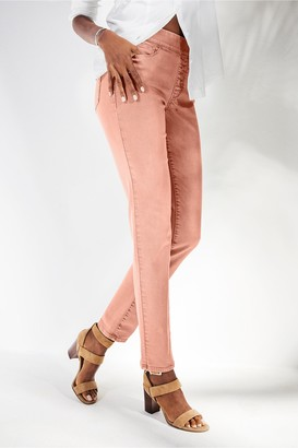 Petites The Ultimate Relaxed Straight Jeans