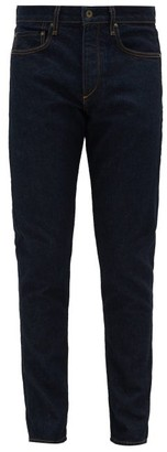 Rag & Bone Fit 1 Slim-leg Jeans - Indigo