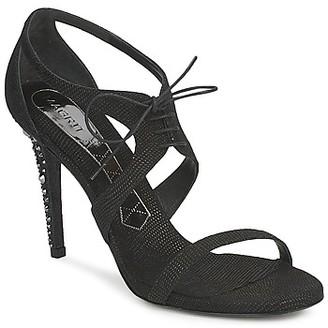 Magrit MIJARES women's Sandals in Black